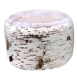 Pufa Stfurniture Birch Stump