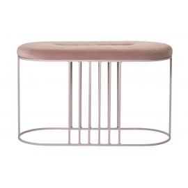 Posea ławka różowa