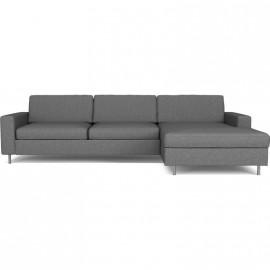 Sofa narożna Bolia Scandinavia 2,5 + szezlong