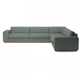 Sofa narożna Bolia Sepia
