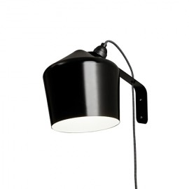 Lampa innolux Pasila wall black