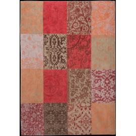 Dywan patchwork Folage Louis De Poortere.