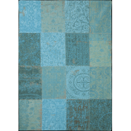 Dywan patchwork Azur Louis De Poortere