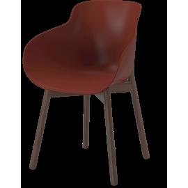 Krzesło Hug orzech Bolia