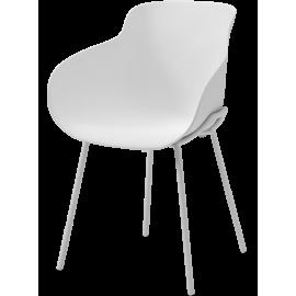 Krzesło Hug białe Bolia