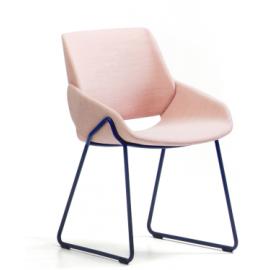 Monk krzesło metal