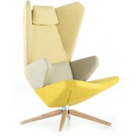 fotel PROSTORIA Trifidae lounge