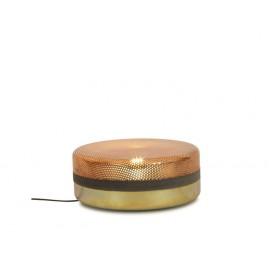 Lampa stołowa Pulpo Steel Drop