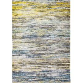 Sari Blue Yellow Mix 8873
