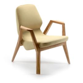 Oblique fotel